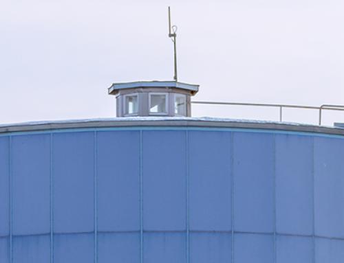 Construction d'un réservoir et station de refoulement à Cherbourg-Octeville (50)