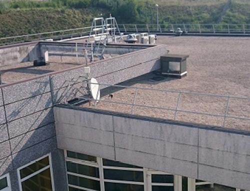 Travaux de réfection et de sécurisation des toitures terrasses du site de La Poste à ROISSY CAP (95)